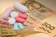Девальвация гривны помогла отечественным фармацевтам