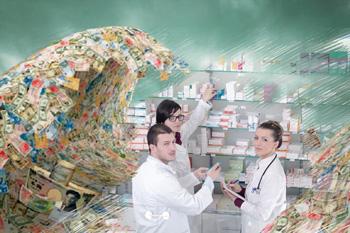 кризис аптека