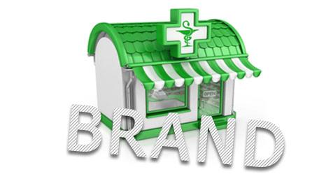 аптека бренд
