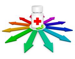 фармацевтическая дистрибьюция
