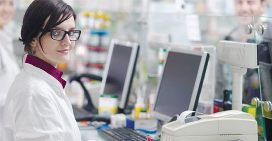 Леди-фармацевт меняет мир