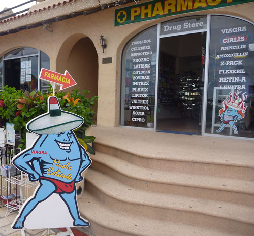 аптека мексика